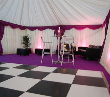 6m x 9m marquee