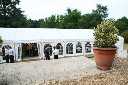 Summer wedding in Guildford, Surrey