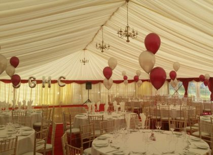 party marquee