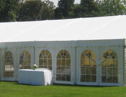 How to choose a marquee hire company
